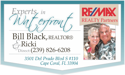 Contact Bill Black Cape Coral Realtor